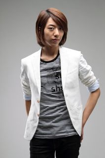 Jung shin's new hairstyle2